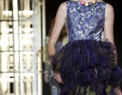 SCAD 2012 Fashion Show