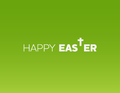 Happy Easter | Conceptual Greeting Card