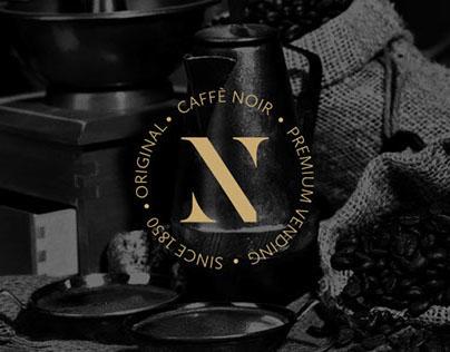 Branding Identity / Caffè Noir