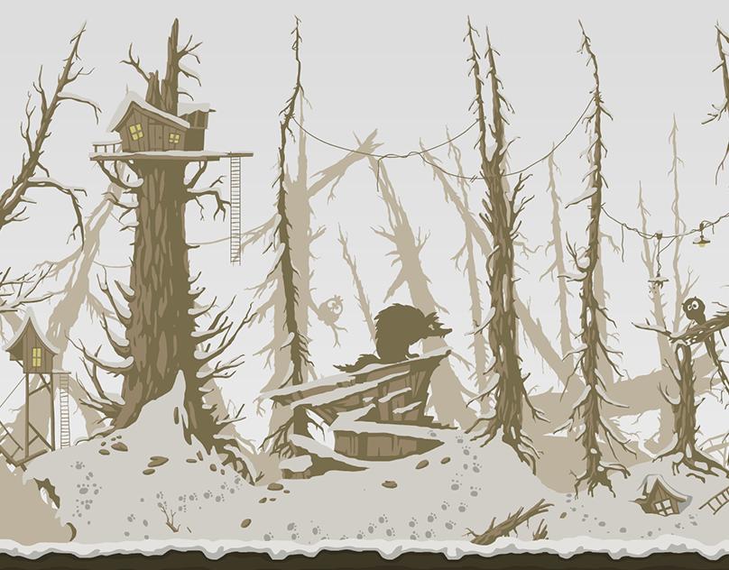Backgrounds for Groundhog D-Day game
