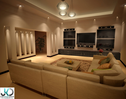 Play Station Haven - Designed for a luxurious Crib.