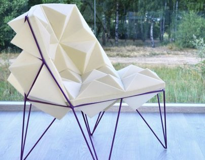 Triangle Chair