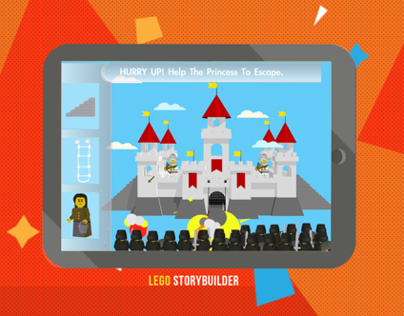 Lego Storybuilder
