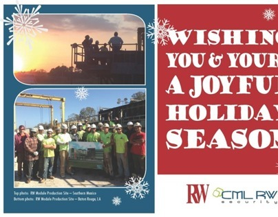 Company Holiday Card
