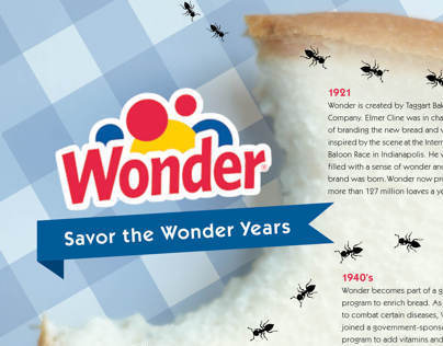 The History of Wonder Bread