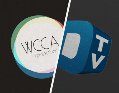 Logo Animation: WCCA + DTV