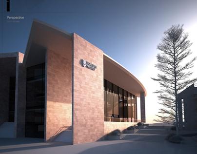 Engineering Precinct University of Queensland Australia