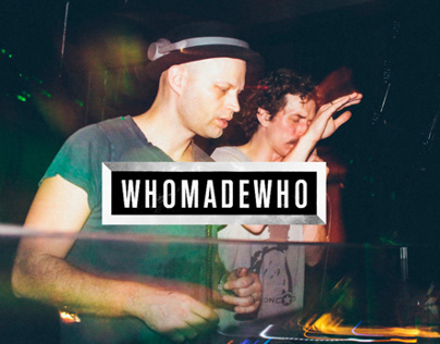 Who Made Who @ Zero / Report