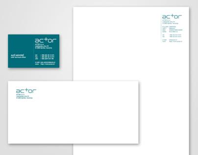 Actor - CGP / Identity