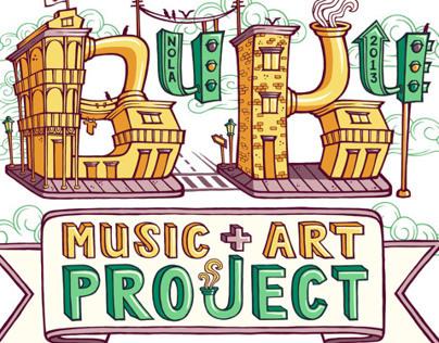 Buku Music + Art Project