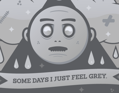Some days I just feel grey