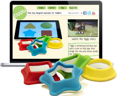 IPAD TOYS DESIGNED ESPECIALY FOR TODDLERS