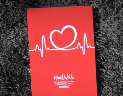 American Heart Association - Heartwalk 2013