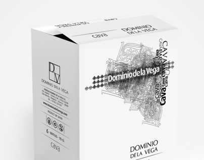 Diseño Packaging Cavas. Dominio De La veega
