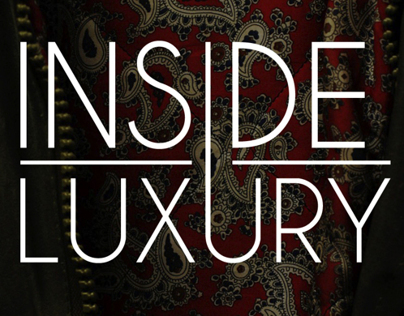 inside luxury