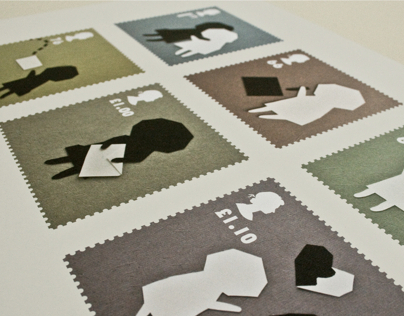 RSA, Social Mail Stamps