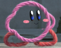 Nintendo: Kirbys Epic Yarn