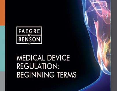 Medical Device Glossary Booklet