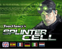 Splinter Cell // UI Design