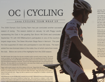 The Olympian Magazine