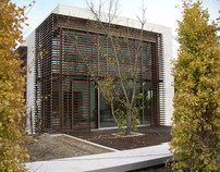 DHE House (Madrid, Spain)