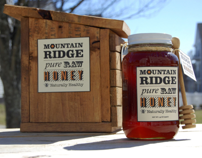 Mountain Ridge Honey