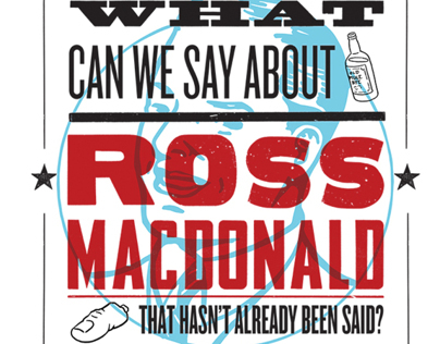 Poster for Ross Macdonald lecture