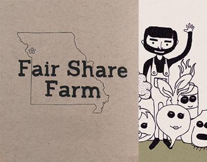 Fair Share Farm Brochure