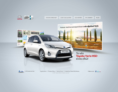 Auris HSD Cost Calculator // Tribal DDB Athens