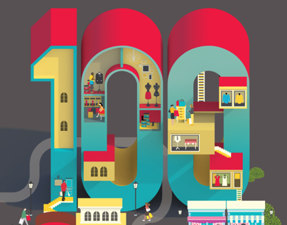 Drapers - 100 Inspiring Indies