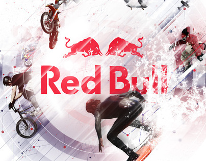 Red Bull - Collective Art Project