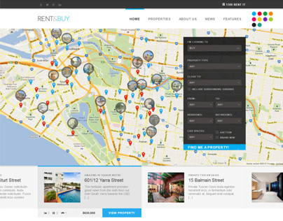 Rent&Buy WordPress Theme