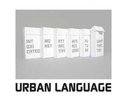 URBAN LANGUAGE