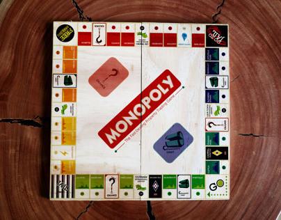 MONOPOLY SA: Limited Edition