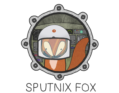 Fox in Space Logo