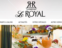 Hotel Royal Luxembourg