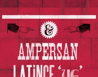 Letterpress / Ampersan