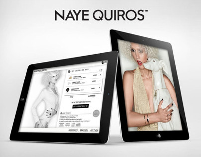 Naye Quiros iPad & iPhone App