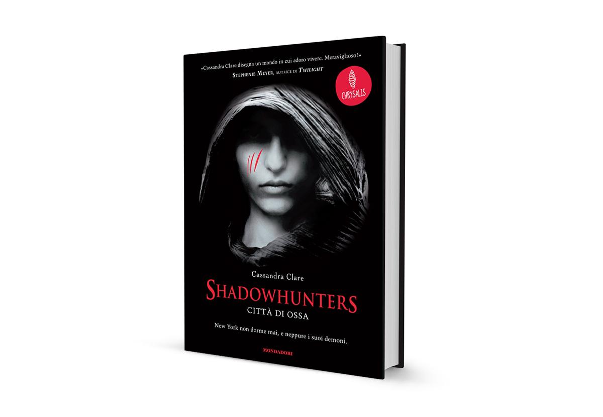 CHRYSALIS - Mondadori book series [logo+naming]