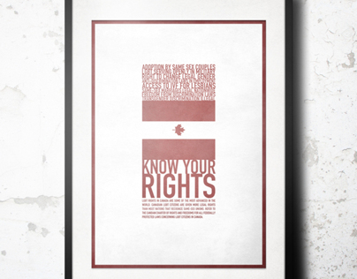 Know Your Rights Statement Poster