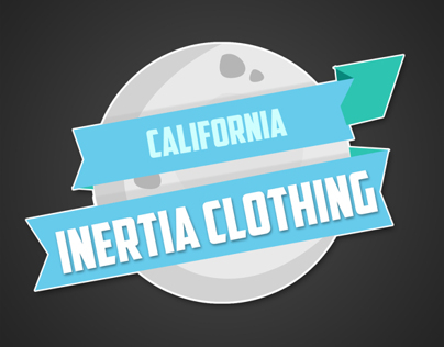 Inertia Clothing Logo.