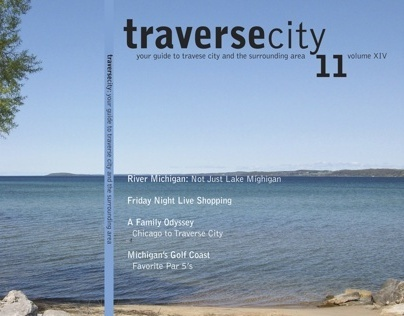 Traverse City Magazine Experiment