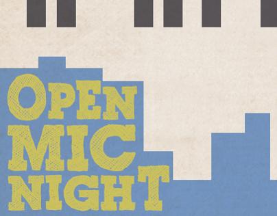 Open Mic: March