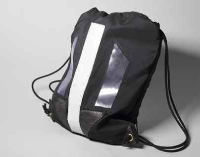 Turn Signal Bike Bag
