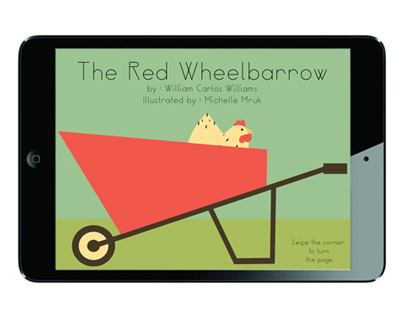 ebook: The Red Wheelbarrow