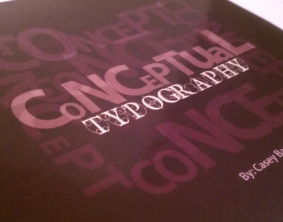 Print: Conceptual type/Patterns