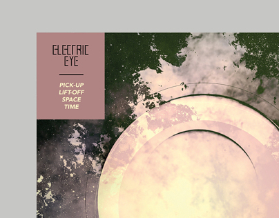 Electric Eye, cover design
