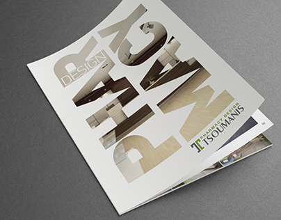 TSOUMANIS :: PHARMACY DESIGN BROCHURE