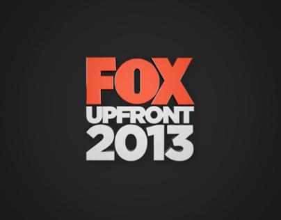 FOX UPFRONT 2013
