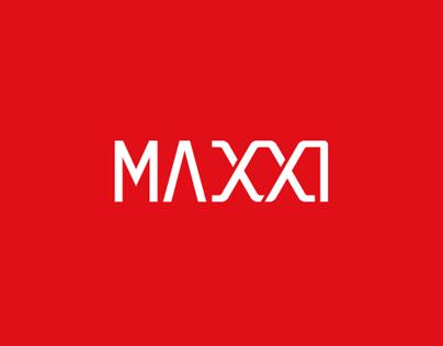 MAXXI. REBRANDED.